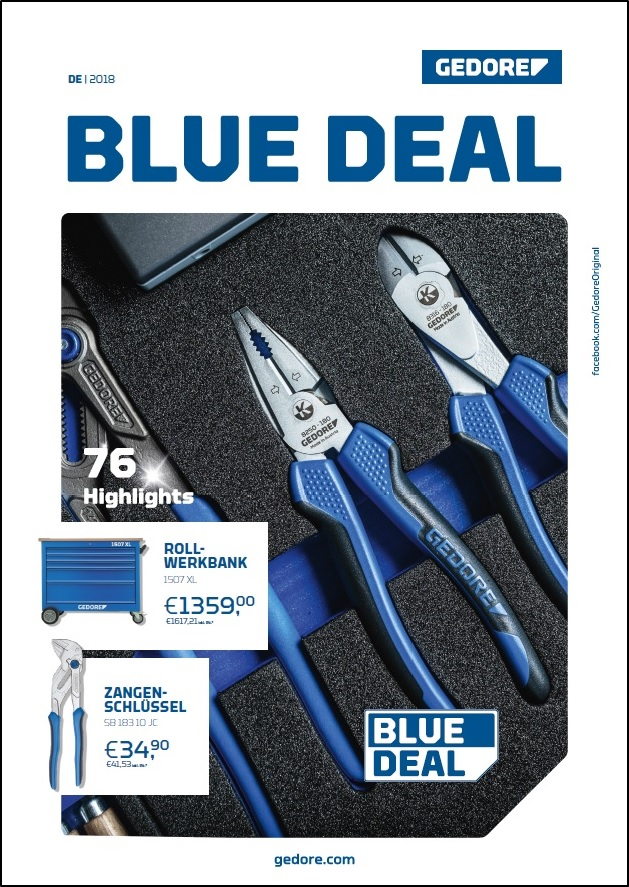GEDORE BLUE DEAL
